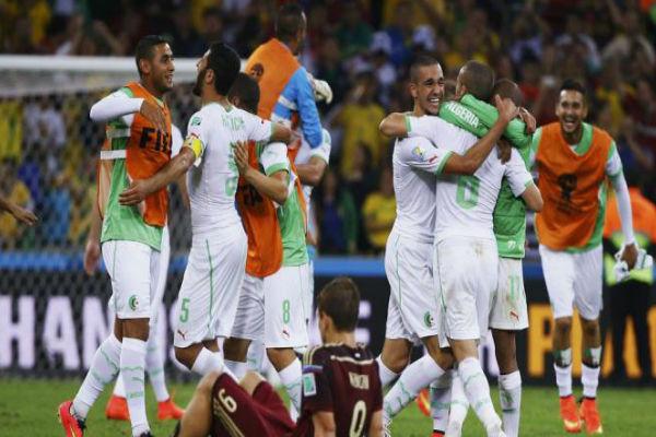 لاعبو الجزائر أمامهم مهمة صعبة بعد الوقوع في مجموعة الموت
