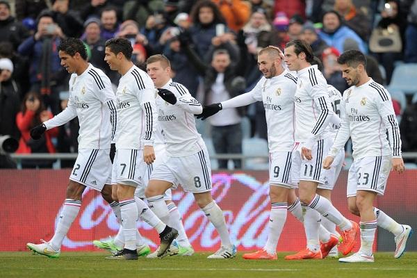 رونالدو ساهم ب59% من أهداف ريال مدريد: سجل 28 وصنع 9