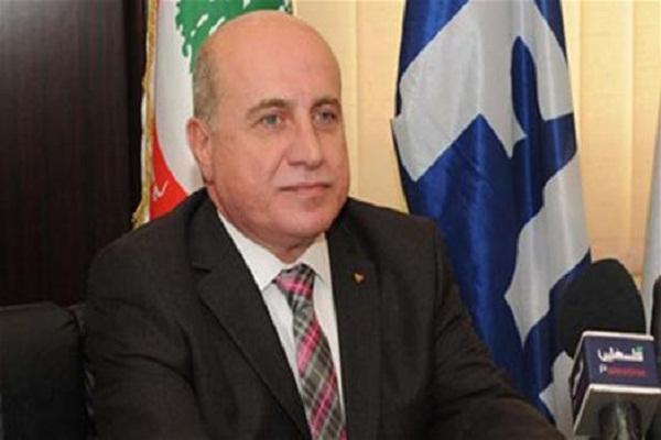 رئيس الاتحاد اللبناني لكرة القدم هاشم حيدر