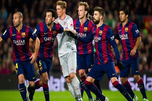 برشلونة يستقبل أتلتيكو مدريد في ربع نهائي كأس إسبانيا