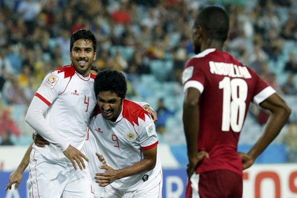 البحرين تحسم مواجهتها