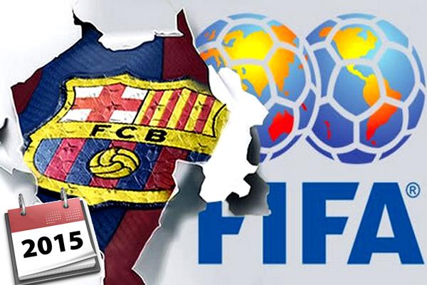 برشلونة سيجري تعاقدات جديدة في 2015