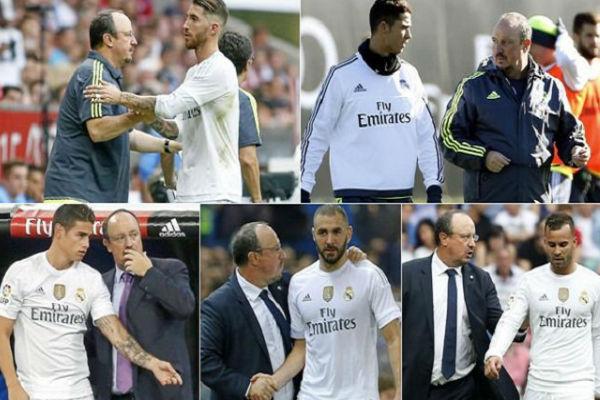 مدريد ريال مدريد يحاول إنهاء الخلافات بسرعة خوفاً من تفاقمها