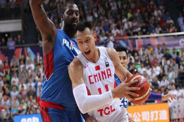 من مباراة الصين والفيلبين