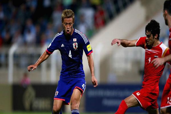 سوريا سقطت بثلاثية أمام اليابان في الجولة الماضية