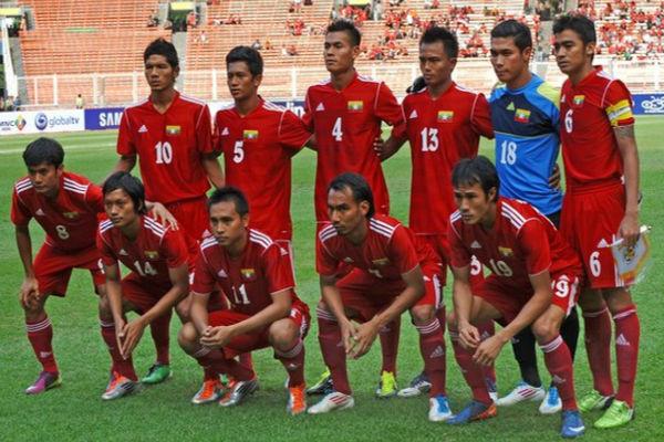 منتخب ميانمار