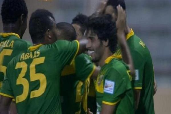 الخليج يحقق فوزه الأول في الدوري السعودي