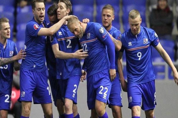 تعادل أيسلندا ولاتفيا في تصفيات كأس أوروبا 2016