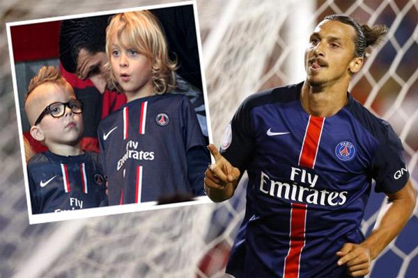 لم يعد يوجد إبراهيموفيتش واحد فقط في نادي باريس سان جيرمان الفرنسي، بل ثلاثة