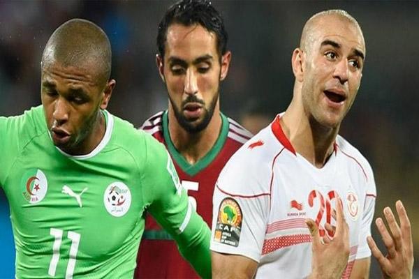 الجزائر هو أغلى منتخبات المغرب العربي