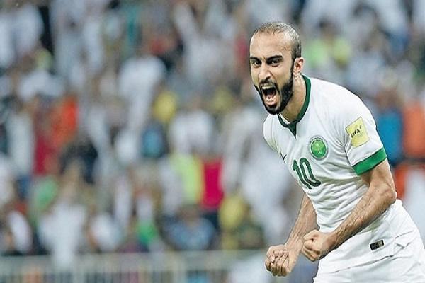 النجم السعودي محمد السهلاوي