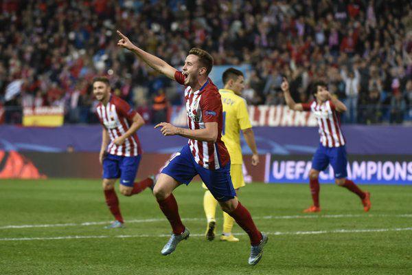 أتلتيكو مدريد يسحق أستانا الكازاخي