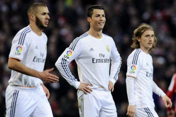 ريال مدريد يستعيد جهود بنزيما ومودريتش وراموس