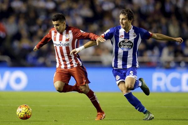 تلتيكو مدريد يخفق في انتزاع صدارة الدوري الإسباني