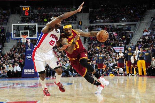 فوز عاشر لكليفلاند في دوري السلة الأميركي للمحترفين