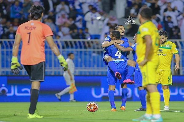 الهلال يكتسح الخليج بسباعية في الدوري السعودي
