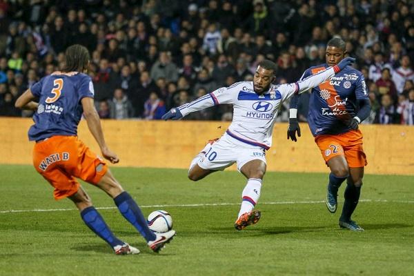 خسارة ثانية على التوالي لليون الدوري الفرنسي