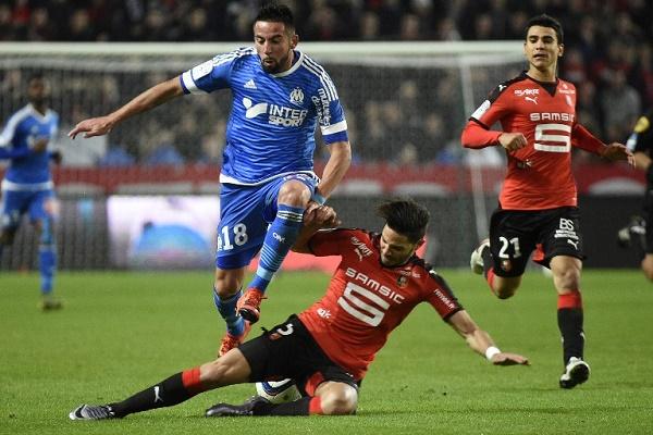 مرسيليا إلى المركز الثامن في الدوري الفرنسي