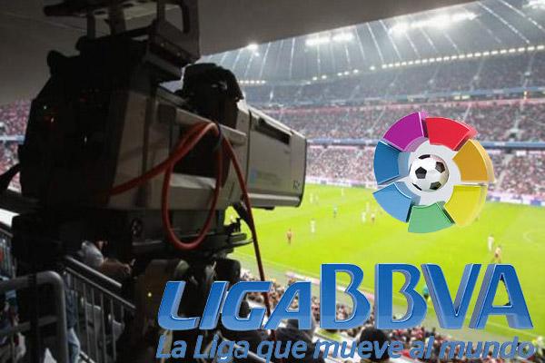 بيع حقوق نقل الدوري الإسباني داخلياً