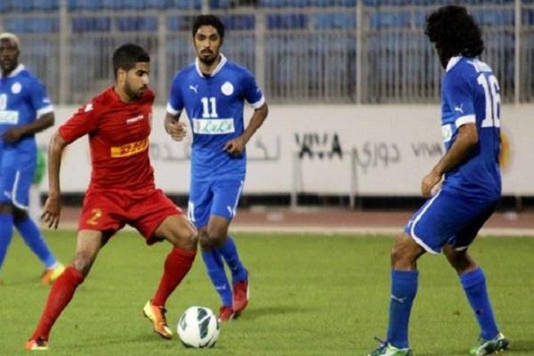 الحد يبتعد في صدارة الدوري البحريني