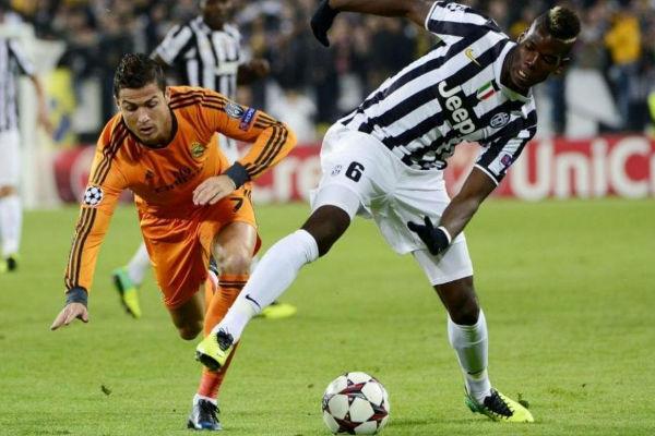 هل يزامل بول بوغبا البرتغالي كريستيانو رونالدو في ريال مدريد؟!