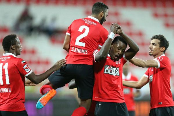 الأهلي الإماراتي يفشل في تحقيق فوزه الأول بدوري الأبطال