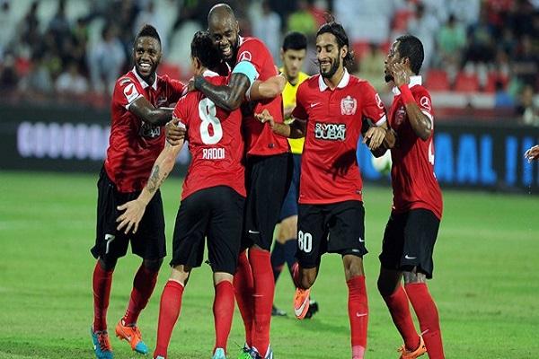 الأهلي الإماراتي يحقق فوزه الأول في دوري أبطال آسيا