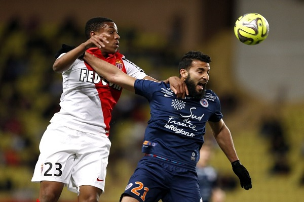 موناكو يفرط بفرصة اللحاق بمرسيليا في الدوري الفرنسي
