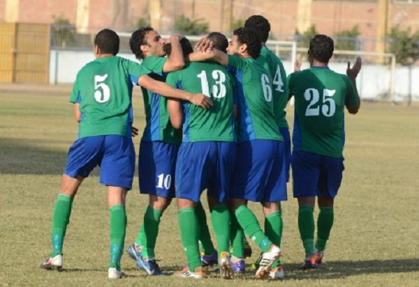 المقاصة يتمسك بالمربع الذهبي في الدوري المصري