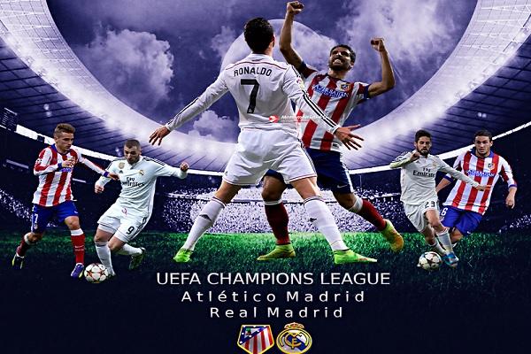 التشكيلة المحتملة لموقعة ديربي مدريد الأوروبية