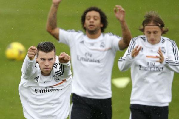 ثلاثي ريال مدريد الذي سيغيب عن مباراة أتلتيكو الأوروبية
