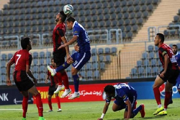 الأهلي يحقق فوزه الثالث مع مبروك في الدوري المصري
