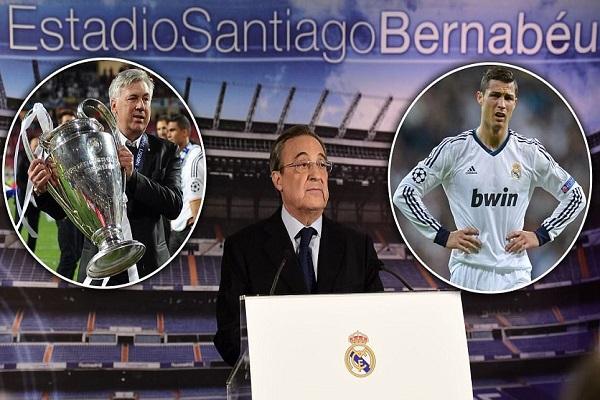 ريال مدريد يقيل أنشيلوتي من منصبه رغم مؤيديه وسجله