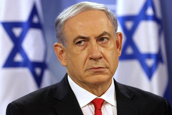 نتانياهو مرتاح ل