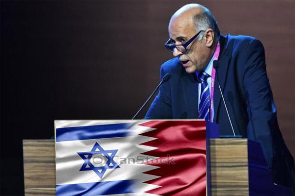 إسرائيل تعتقد ان قطر تقوم بشراء أصوات لتعليق عضويتها في الفيفا دعماً للنداءات الفلسطينية