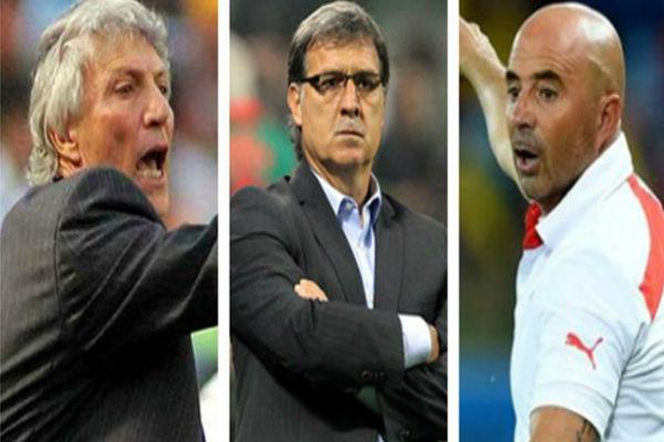 أرجنتينيون على رأس منتخبات الأرجنتين وكولومبيا وتشيلي