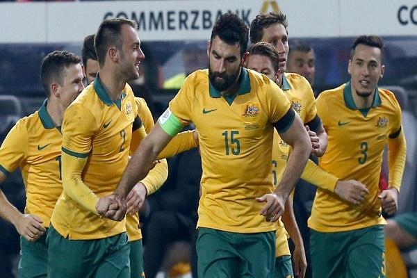 فوز متواضع لأستراليا بطلة آسيا على قيرغيزستان