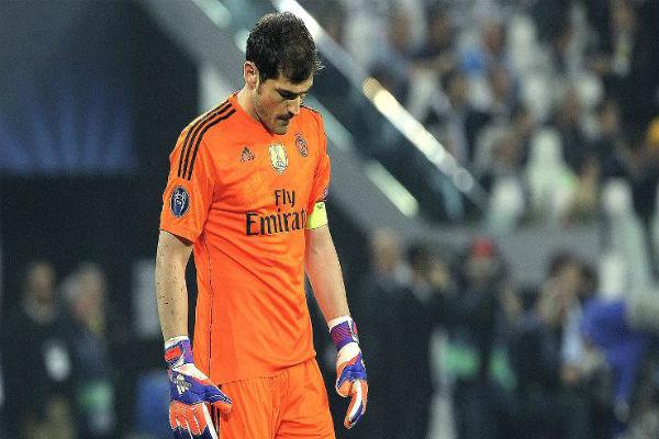 إيكر كاسياس يستعد لمغادرة ريال مدريد بعد سنوات طويلة