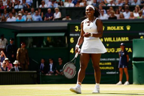 سيرينا تواصل حصد البطولات الكبرى في كرة المضرب