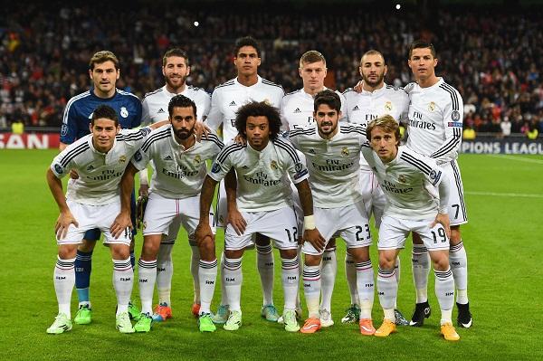 ريال مدريد يتربع على صدارة أغنى الأندية في العالم