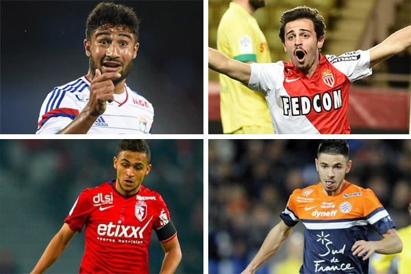 أبرز النجوم الواعدون في الدوري الفرنسي