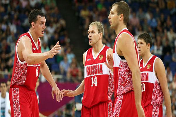 منتخب روسيا لكرة السلة