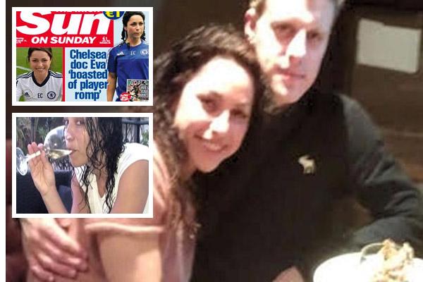 طبيبة تشلسي إيفا كارنيرو أصبحت مثار اهتمام وسائل الإعلام البريطانية