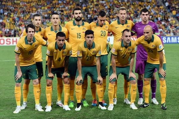 المنتخب الأسترالي