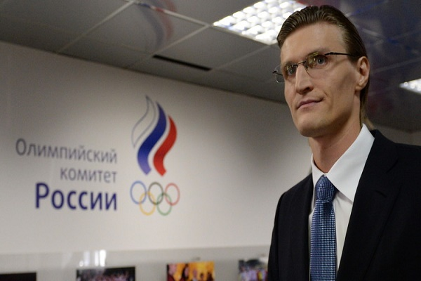 كيريلنكو رئيساً للاتحاد الروسي لكرة السلة