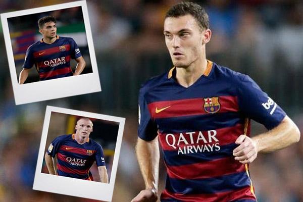 رجل الإصابات يحوز على ثقة جماهير برشلونة في قلب الدفاع
