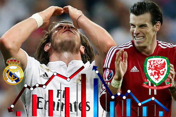 5 أسباب وراء تباين أداء غاريث بيل مع ويلز وريال مدريد