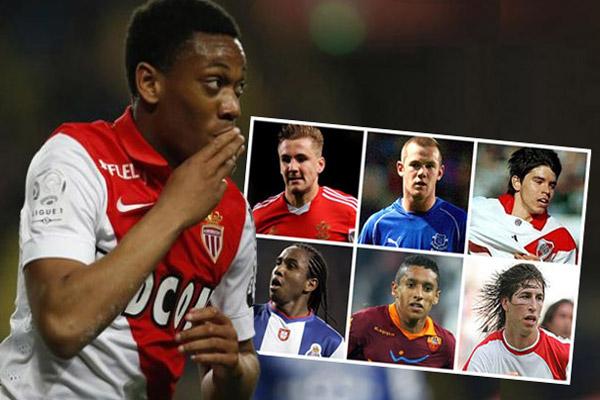 الفرنسي مارسيال يتصدر قائمة أغلى اللاعبين الشباب في تاريخ الانتقالات تحت 20 عاماً
