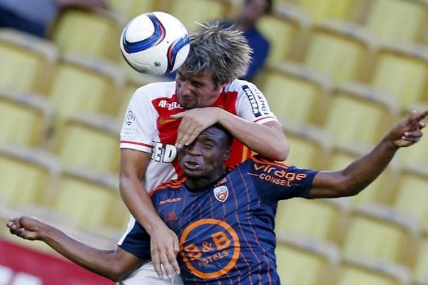 سقوط موناكو في الدوري الفرنسي