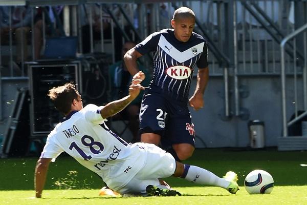 بوردو يفلت من الهزيمة الثانية في الدوري الفرنسي